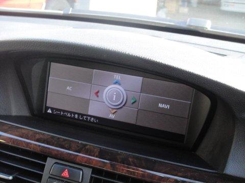 BMW E90 iDrive モニター表示不良