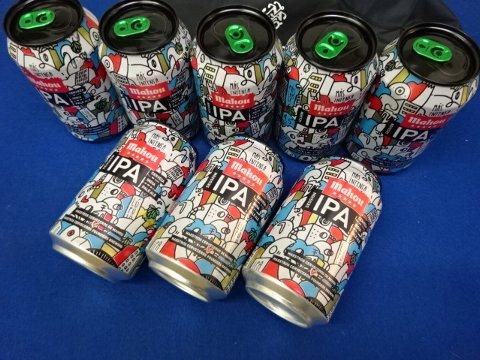 スペインビール IPA