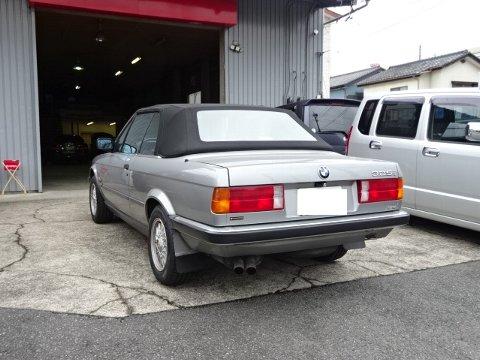 BMW E30 エアコン故障