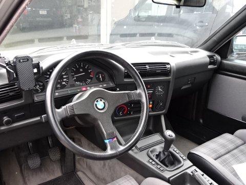 BMW エアコン修理作業