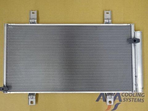 RX-8 コンデンサー交換