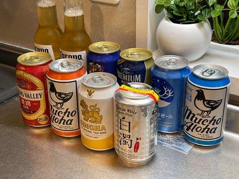 ビール BEER CORONA SINGHA プレモル ムーチョアロハ